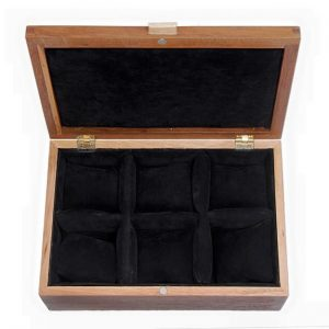 Pure Wood, Handmade Customised Watch Box (8Pc)