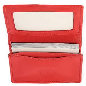 Business Card Case Orange