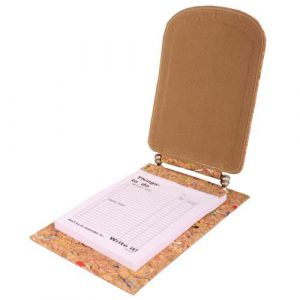 Message Pad with Flap