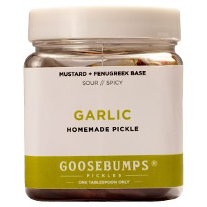 Garlic Pickle