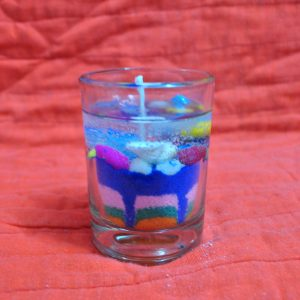 Decorative Gel Candle