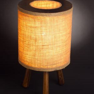 Cylinder Handmade Table Lamp