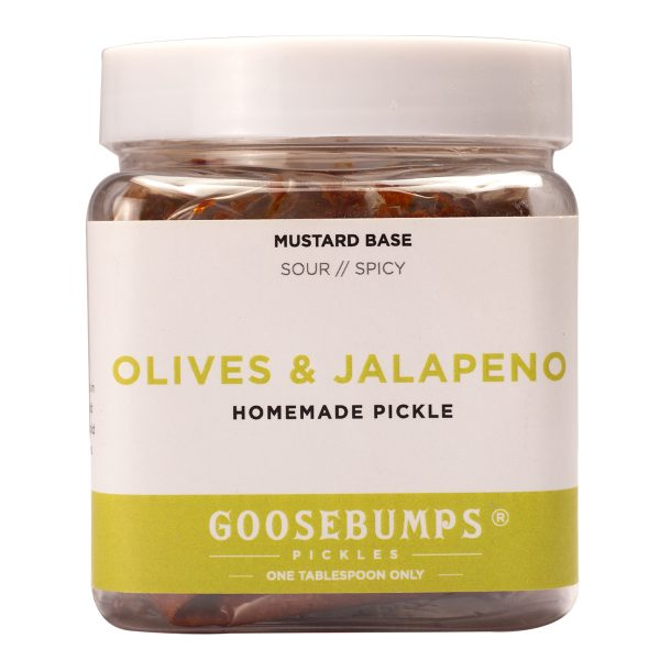 Olives and Jalapeno Pickle
