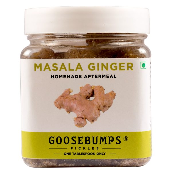 Masala Ginger Aftermeals