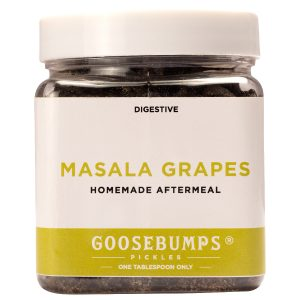 Masala Grapes Aftermeals