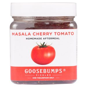 Masala Cherry Tomato Aftermeal