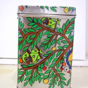Parrots canister