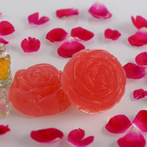 Rose Germanium (Luxury Soap)
