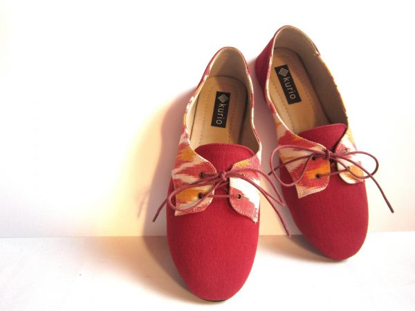 Red Velvet ( Ladies Footwear)