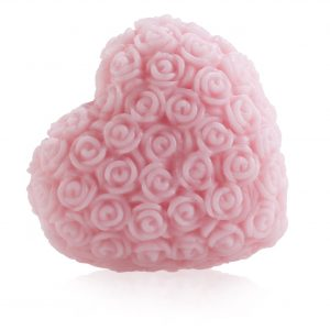 Rose Blossom Heart (Luxury Soap)