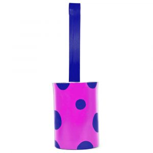 Doodhwaala Planter Hot Pink and Royal Blue
