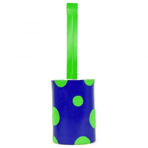 Doodhwaala Planter Royal Blue and Green