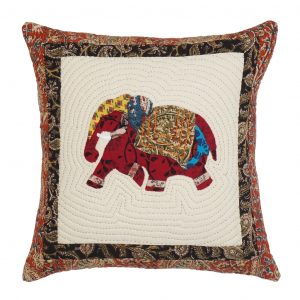 Madhubani Cushion Cover 4