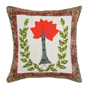 Madhubani Cushion Cover 8