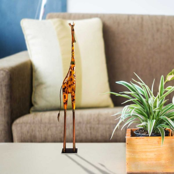 A-ZOLA GIRAFFE GOLD - UP